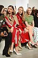 blake lively emily blunt zendaya buddy up at michael kors collection nyfw runway show 04
