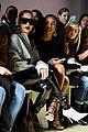 kelly rowland la la anthony buddy up at new york fashion week 07