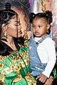 teyana taylor gets support from missy elliott baby girl at junie bee nail salon grand opening 12