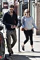 amy adams darren le gallo do their morning errands together 04