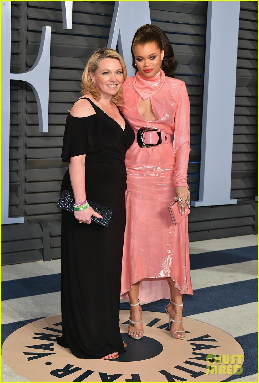 Mary J. Blige, Janelle Monáe & Andra Day Stun at Vanity Fair Oscars ...