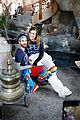 darren criss and fiancee mia swier hit the slopes for operation smile 08
