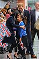 prince harry meghan markle step out together for international womens day 35