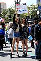 kendall jenner hailey baldwin march for our lives 08