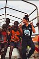 miles teller keleigh sperry well africa donation 04