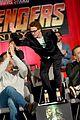 avengers infinity war cast get together for global press conference 11