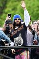 jared leto performs in paris 05