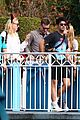 joe jonas and sophie turner get soaked at disneyland 08