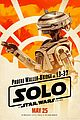 star wars solo story character posters 2018 02