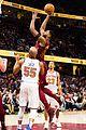 tristan thompson bood cavaliers game 14
