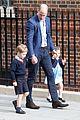 prince george princess charlotte visit baby brother 39