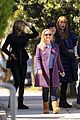 reese witherspoon big little lies co stars break for lunch on set 16