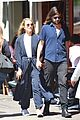 dianna agron winston marshall match in navy clothing 05