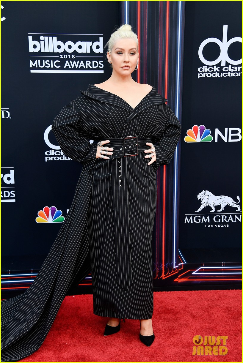 christina aguilera billboard music awards 2018 024087264