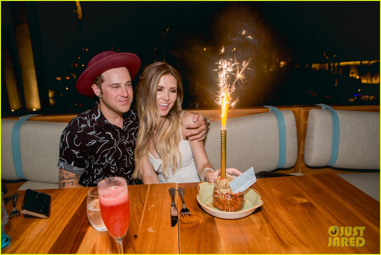 audrina patridge celebrates birthday in cabo ryan cabrera 07
