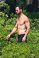 justin theroux emma stone may 2018 france 06
