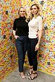 erin sara foster team up with katharine mcphee at saks power dressing discussion 05