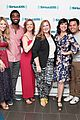 frozen broadway cast get together to promote album at siriusxm 06