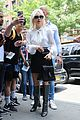 lady gaga greets fans during another day at the studio 18