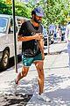 donald glover wears short shorts girlfriend michelle 04