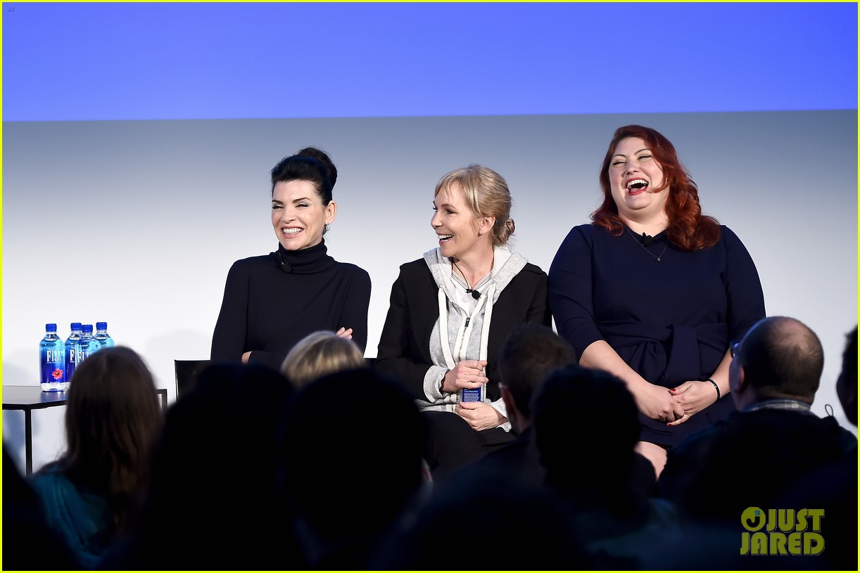 hilary duff maggie gyllenhaal juliana marguiles stop by vulture 15