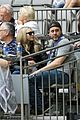 amanda seyfried thomas sadoski check out soccer game in vancouver 07