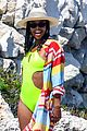gabrielle union and shirtless dwyane wade show some sweet pda on vacation 07