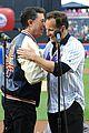 stephen colbert patrick wilson sing national anthem at mets game 03
