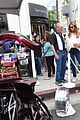 caitlyn jenner celebrates fathers day at concours delegance car show 04