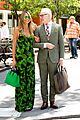 heidi klum reunites with tim gunn 08