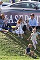 prince william plays polo family watches 18