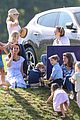 prince william plays polo family watches 38
