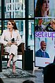 zoey deutch glen powell build series 2018 25