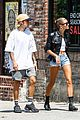 justin bieber hailey baldwin brunch nyc 24