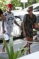 justin bieber shows off tattooed torso on vacation with hailey baldwin 19