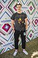 brooklyn beckham hangs out at wireless festival 03