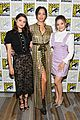 charmed sarah jeffery melonie diaz comic con 03