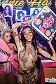 winnie harlow celebrates 24 birthday in teeny bikini 04