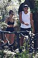 kourtney kardashian and shirtless younges bendjima sweat it out in portofino 03
