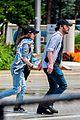 anna kendrick ben richardson hold hands in miami 03
