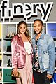 john legend chrissy teigen support brooklyn decker at finery app launch party 02