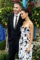 thandie newton supports hubby ol parker with daughters at mamma mia here we go again world 08