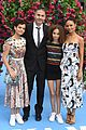 thandie newton supports hubby ol parker with daughters at mamma mia here we go again world 11