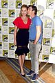 jerry oconnell rebecca romijn comic con death of superman 12