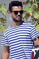 dominic cooper gemma chan pack up spain 04