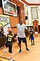 jimmy fallon shaquille oneal play basketball 16