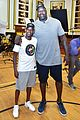 jimmy fallon shaquille oneal play basketball 36