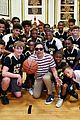 jimmy fallon shaquille oneal play basketball 44