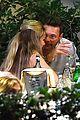 ryan seacrest girlfriend shayna taylor dinner with friends 40