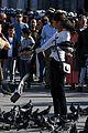 tom holland zendaya pigeons spider man set 48